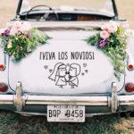 vinilo-coche-boda-original-viva-los-novios-uo-estudio-creativo